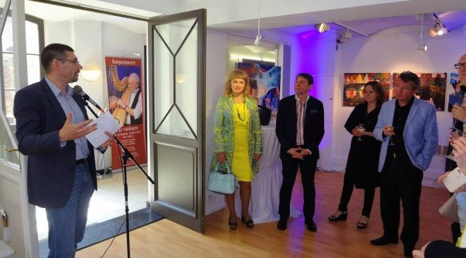 Ukrainian Cultural diplomacy from Svitlana Lyashchuk-Lebiga